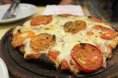 Güerrin pizza.