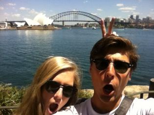 Sydney.