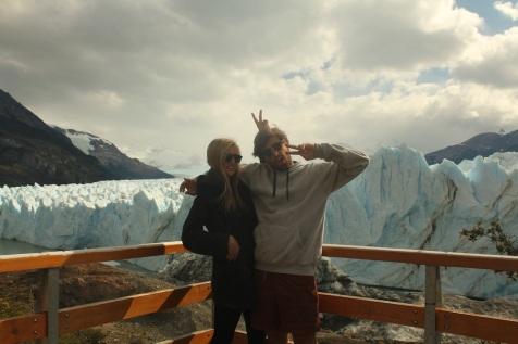 Glacier Paz.