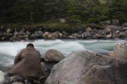 Da river.