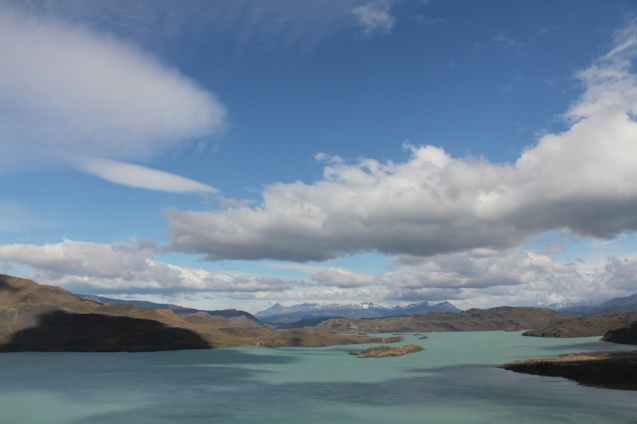 Lago Nordenskiold.
