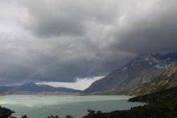 Not a double rainbow.
