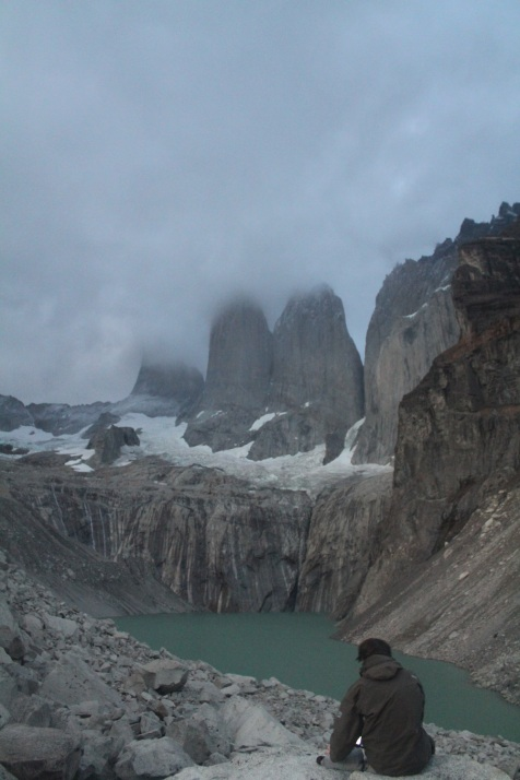 Towers of Paine.
