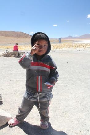 Lil Boliviano.