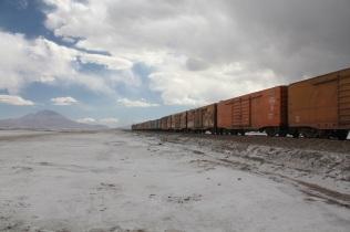 Trains.