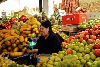 Mango lady.
