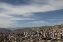 La Paz City.
