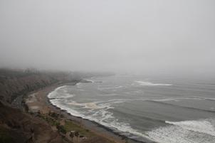 Beach, Lima, Peru