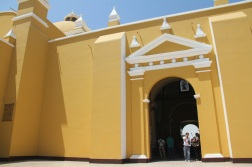 Minor Basilic, Trujillo, Peru