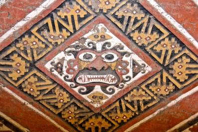 Ai apaec, Chan chan ruins, Peru