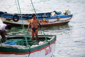 Fishermen, El Nuro, Peru