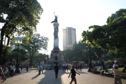 Parque Centenario, Guayaquil, Ecuador