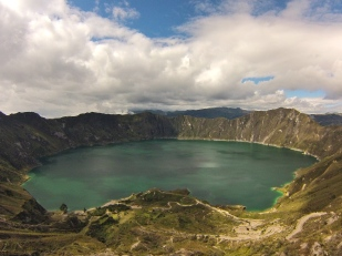 The Quilotoa Loop, Ecuador