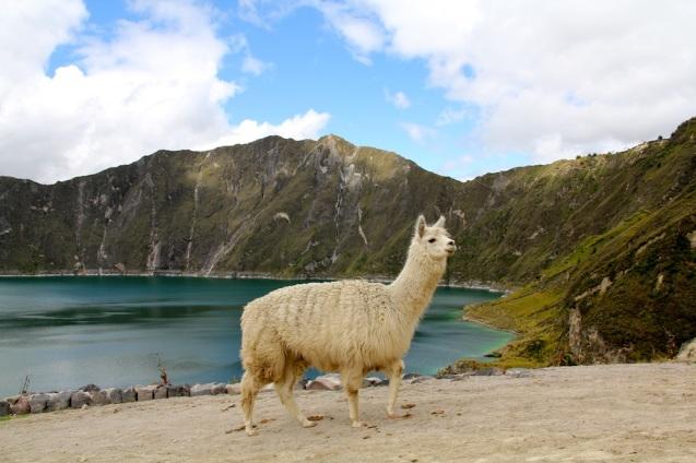 The Quilotoa Loop, Ecuador