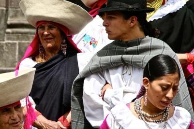 Indigenous Ecuadorians