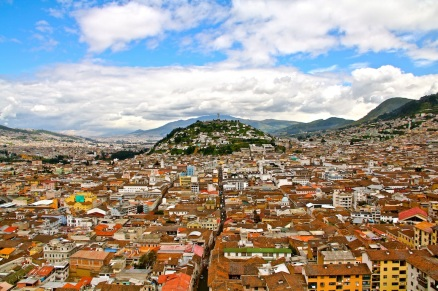 Quito City, Ecuador