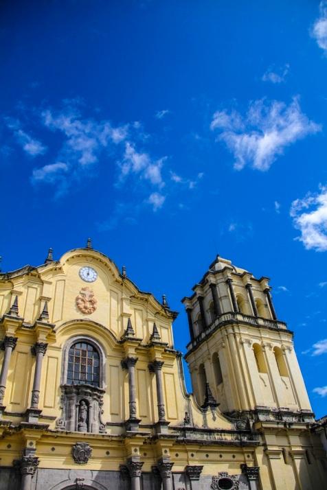 San Francisco church, Popayán, Colombia