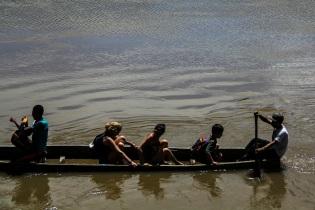 River in Guayabito, Colombia
