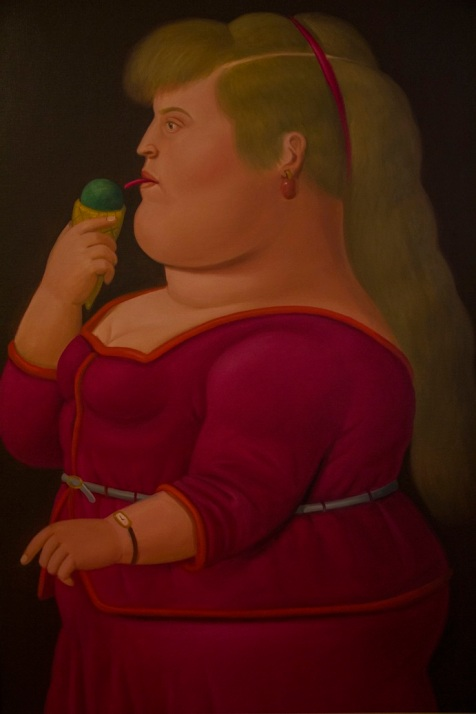Fernando Botero, Bogota, Colombia
