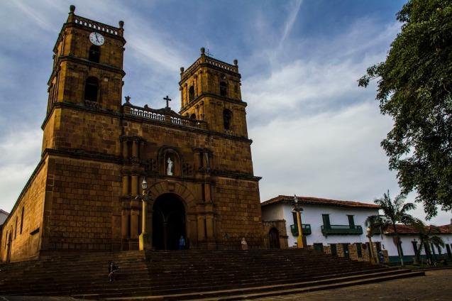 Catedral de la Inmaculada Concepción, Barichara, Colombia