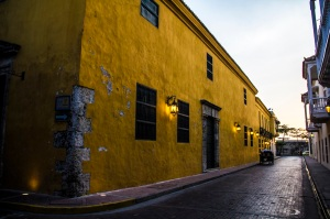 Walled City of Cartagenta, Colombia