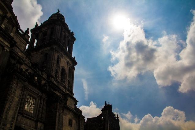 Metropolitan Cathedral, Mexico City