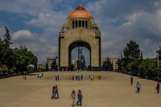 Monumento a la Revolución, Mexico City