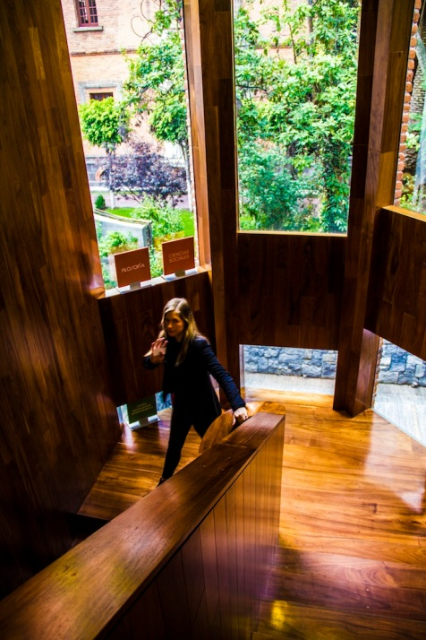 Elena Garro Cultural Center, Coyoacán, Mexico City