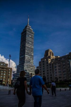 Torre Latino Americana, Mexico City, Mexico
