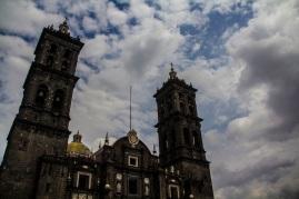 Cathedral of Puebla, Mexico