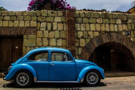 Most popular car in México.