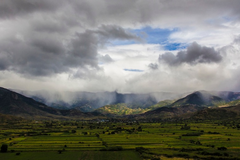 Valley of Oaxaca.