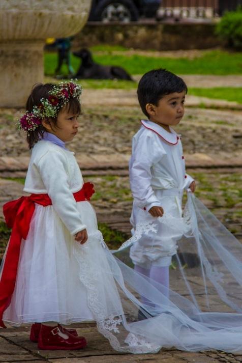 Wedding, San Cristóbal de las Casas, Mexico