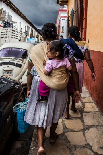 Locals, San Cristóbal de las Casas, Mexico