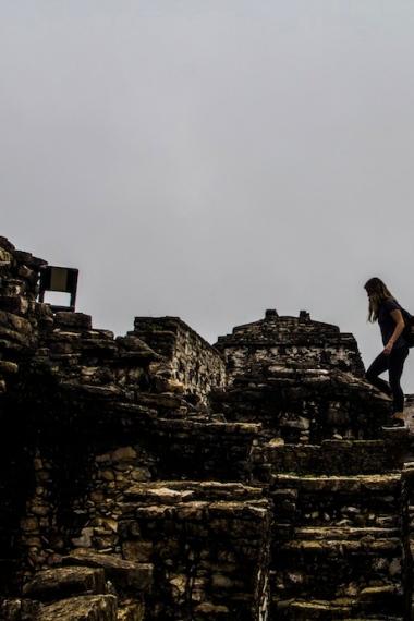 Palenque ruins, Palenque, Mexico
