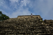 Temple of the Count, Palenque, Mexico