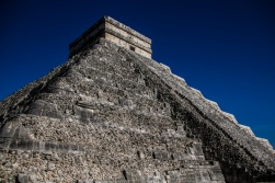 The Castillo Pyramid, Chichen Itza, Mexico
