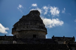 The Observatory, Chichen Itza, Mexico