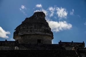 The Observatory, Chichen Itza, Mexico