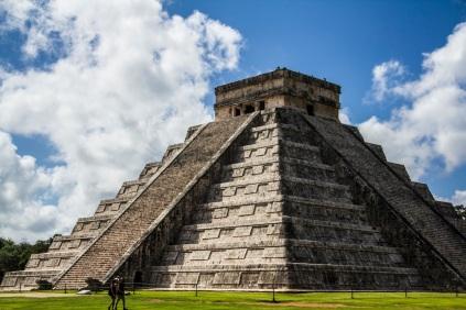 The Castillo, Chichen Itza, Mexico