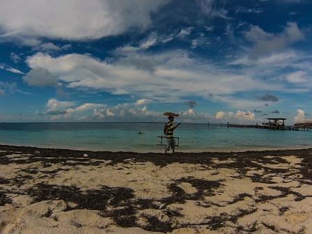 Playa Tortuga, Mexico