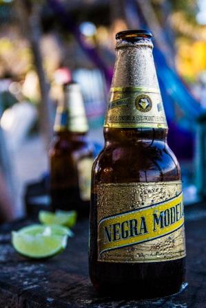 Negra Modela beer, Mexico