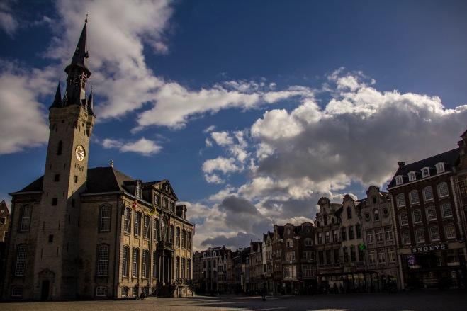 Lier Townhall, Lier, Belgium