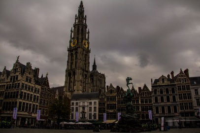 Cathedral of our Lady, Antwerp, Belgium