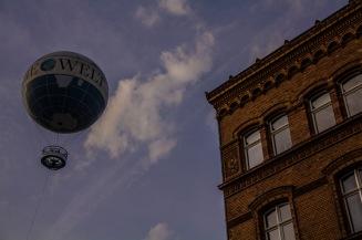 Die Welt Balloon, Berlin