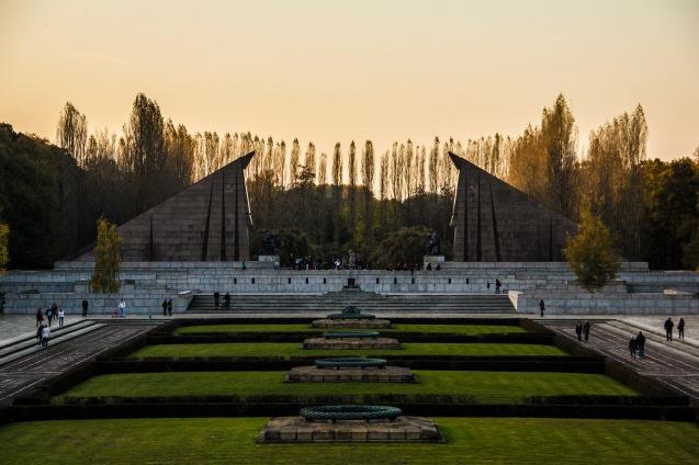 Soviet War Memorial, Berlin