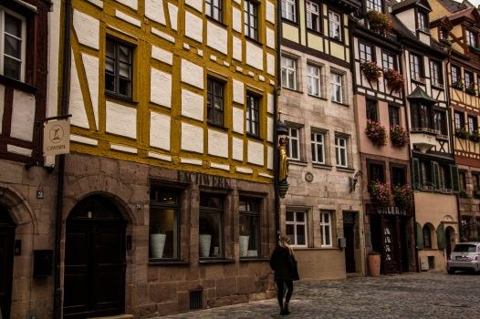 Weissgerbergasse, Nürnberg