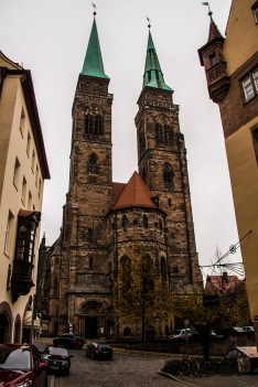 St. Sebaldus, Nuremberg, Germany
