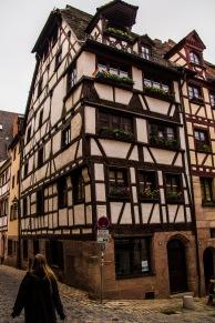 Old Town, Nuremberg, Germany