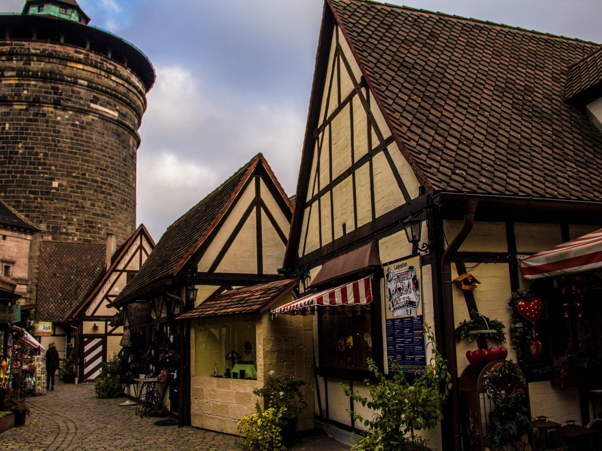 Handwerkerhof, Nuremberg, Germany
